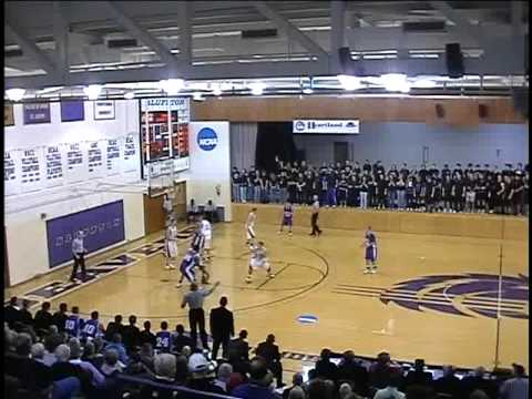 Anthony Pettaway Highlights 2009 (Defiance College)