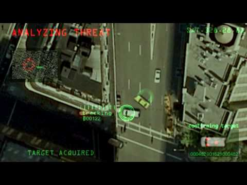Spy Satellite Footage Of A New York City Car Chase And Crash YouTube - Satellite footage
