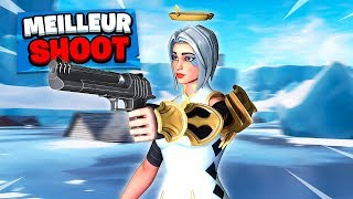 HOW TO IMPROVE HIS AIM (HIS SHOOT) MANETTE on FORTNITE Battle Royale! 😱