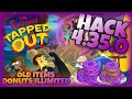 HACK : THE SIMPSONS TAPPED OUT V.4.34.6 | DONUTS AND MONEY ILLIMITED (ANDROID/IOS)
