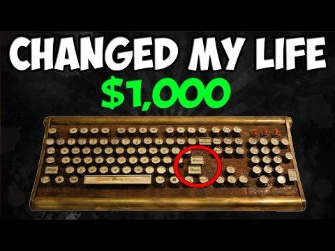 MY $1000 KEYBOARD CHANGED MY LIFE