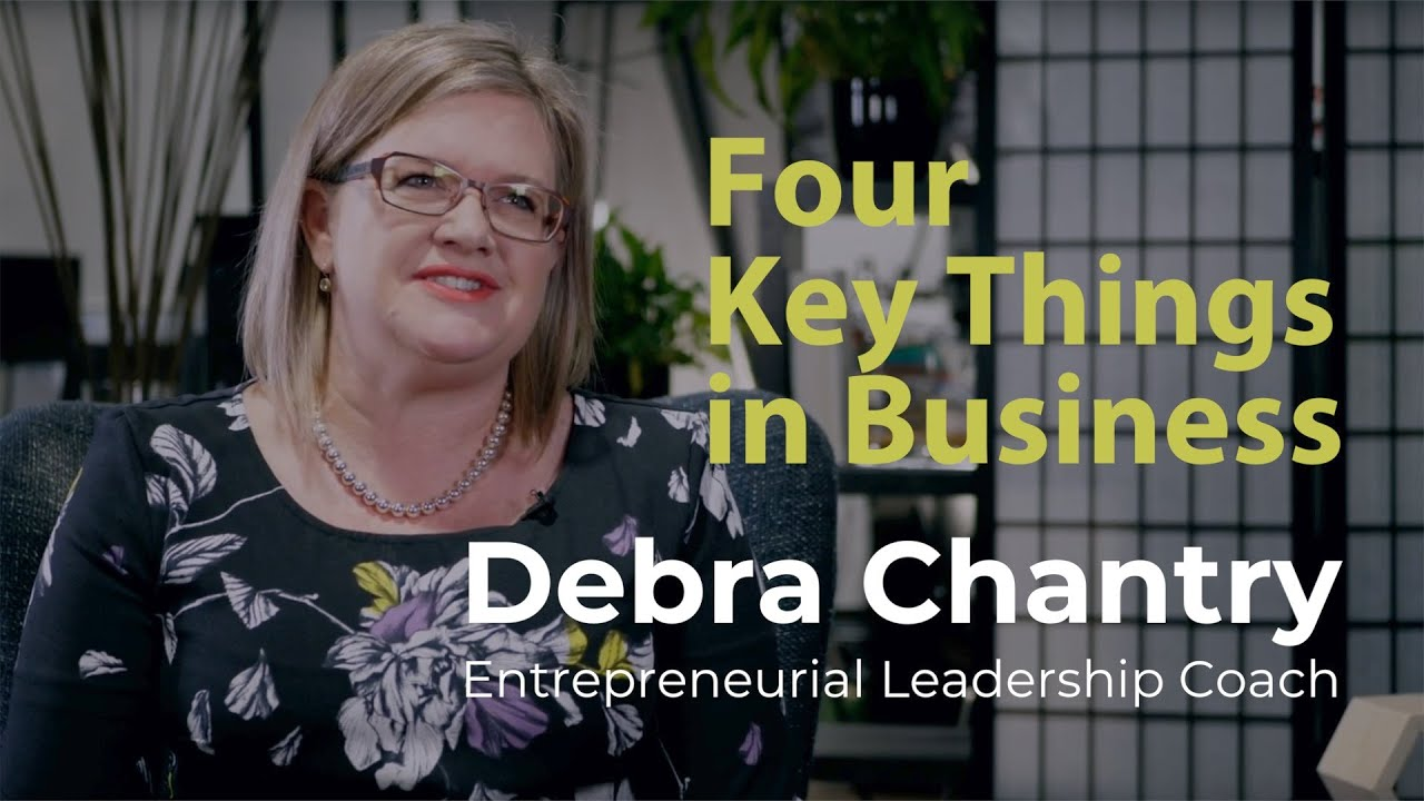 Four Keys Things in Business
