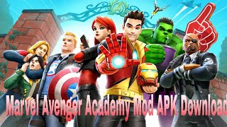 How to download avenger academy with hack version
