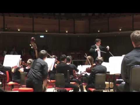 Suite on English Folk Tunes   Britten   Barber Festival Sinfonia
