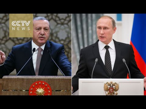 Turkey's president to visit Russia, improve relations with Russia and the West