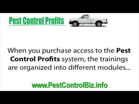 Easy Business Idea - Pest Control For Huge Profits