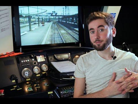 REPORTAGE: LE SIMULATEUR DE CONDUITE DE TRAIN ex-SNCF x GIRAVIONS x SIMCAB