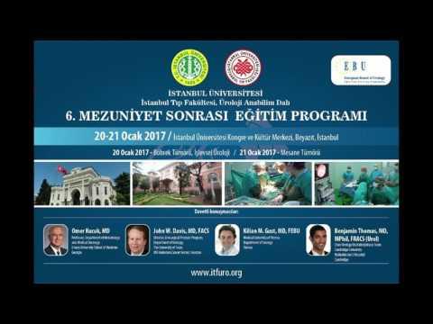 VI. Postgraduate Medical Education Programme Istanbul Medical Faculty - 21.01.2017