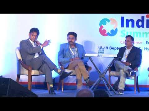 Water ATMs for Communities India CSR Summit 2017
