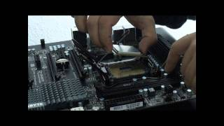 how to install corsair h60 h80 h100 socket 2011