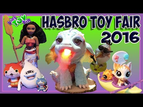 HOTTEST NEW TOYS FOR 2016 - Recap of Toy Fair 2016! | Doovi