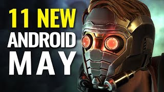 May PlayScores for Android | 11 New Android Games of May 2017
