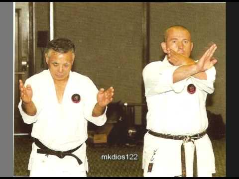Japanese and Okinawa Karate Masters