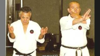 Japanese And Okinawa Karate Masters