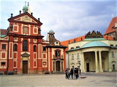 Prague Castle, Prague, Czech Republic from Travel with Iva Jasperson