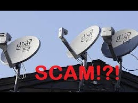 BEWARE OF THE DISH NETWORK SCAM!?! Don't Let This Happen To You Too