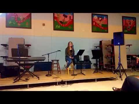 Ava-Jay singing Taylor Swift