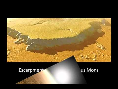 Highest Peaks in the Solar System ...A presentation by Azhy Chato   AAAK   9 12 2014