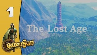 Turned Tables - Golden Sun: The Lost Age Walkthrough (Wii U) - Part 1