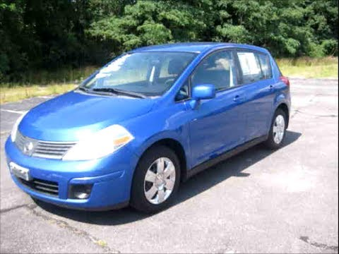 2007 Nissan Versa Start Up, Engine & Full Review