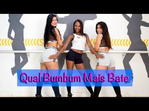 OS Cretinos e MC WM - Qual BumBum Mais Bate - by CIA NinaMaya