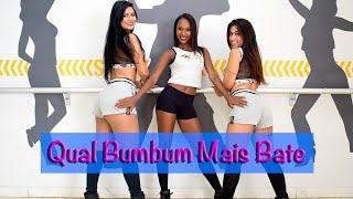 Baixar OS Cretinos e MC WM - Qual BumBum Mais Bate - by CIA NinaMaya