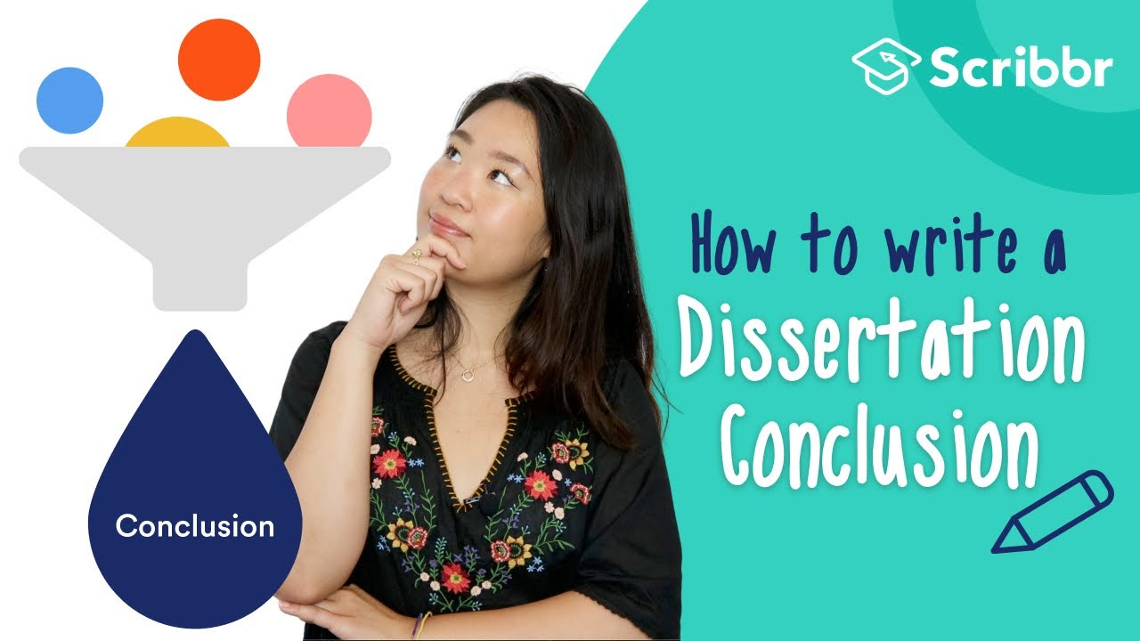 How to Write a Thesis Conclusion  Checklist and Examples