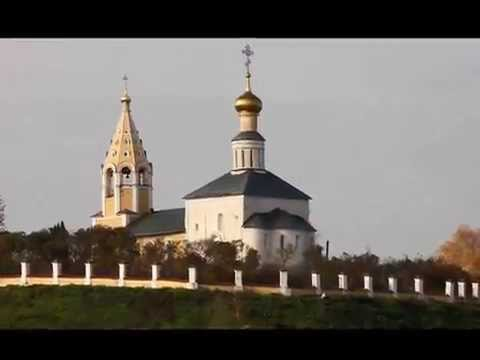 От села Городня до Твери по Волге 12 10 2014г