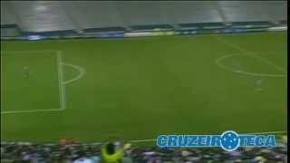 Gols que Pelé não fez, no CRUZEIRO Ricardo Goulart, Wallyson, Guilherme Faz...
