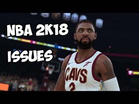 NBA 2K18 bugs: game freezes, black screen issues, Career