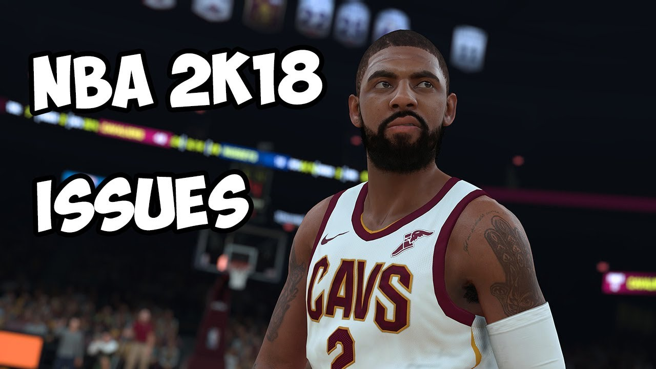 NBA 2K18 bugs: game freezes, black screen issues, Career Mode crashes, and  more