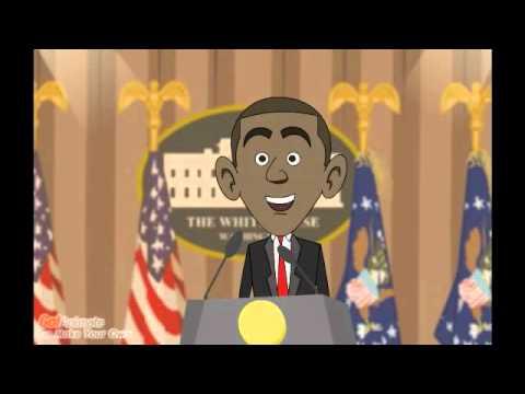 De speech van
