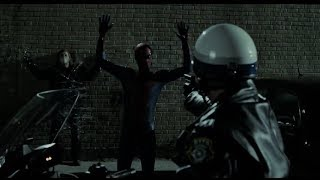 Spider Man & Car Thief funny vigilante scene - The Amazing Spider Man 2012 Movie CLIP HD