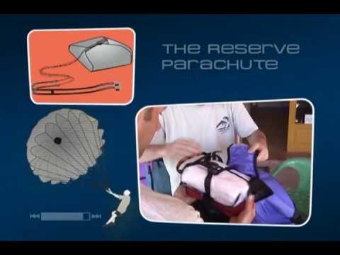 Paragliding learn to fly. Học bay dù lượn