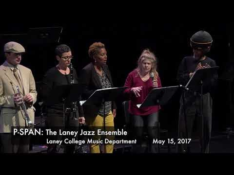 P-SPAN #587: Jazz Concert at Laney College Music Department