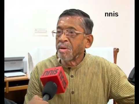 Resolving Water Issue A Mamoth Task - Gangwar Uncut Interview