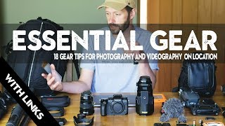 WHAT is in my CAMERA BAG? When I travel and vlog