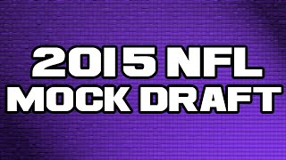 MrHurriicane's 2015 NFL Mock Draft Free HD Video