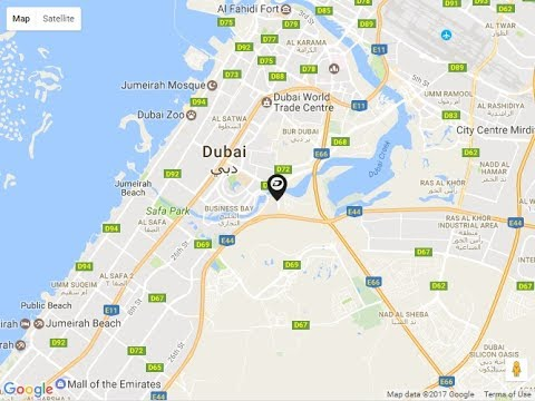 Damac the residences at business central location map business bay damac the residences at business central location map business bay dubai uae gumiabroncs Images