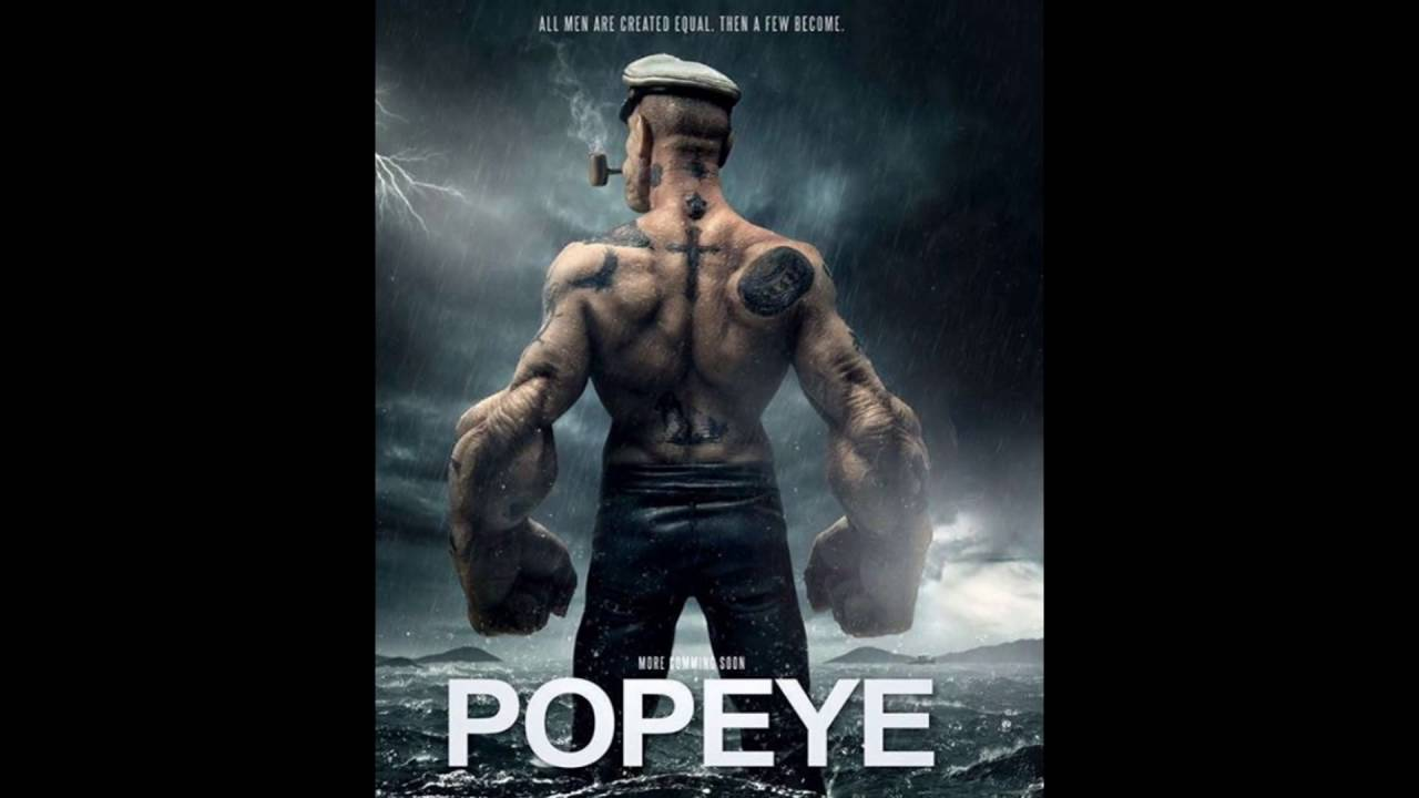 Popeye The Sailor Movie 3D First Trailer 2016 - Youtube-5736