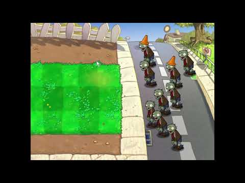 Let's Do It All Over Again - Plants Vs Zombies