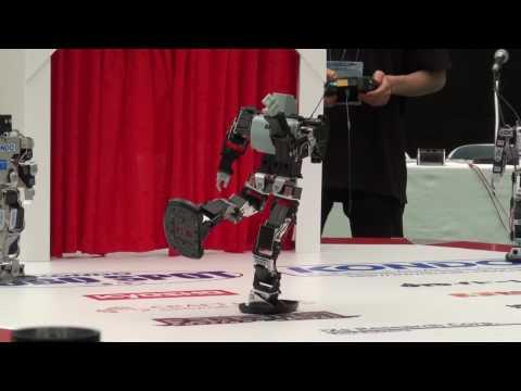 Video thumbnail of KHR-3