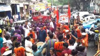 Hingwala Lezim V/S Nashik Dhol - 2011