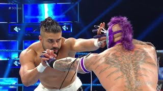 NoDQ Live: 1/15/19 WWE Smackdown full review, highlights and reactions (Mysterio vs. Almas) thumbnail