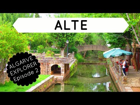 Explore the Algarve, Portugal (Ep. 2) - ALTE | TRAVEL VLOG