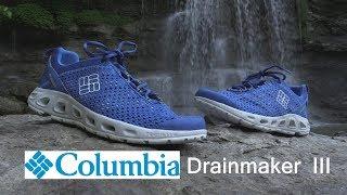 Columbia Drainmaker III  water shoe review