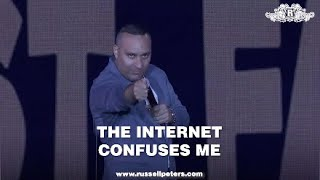 The Internet Confuses Me | Russell Peters
