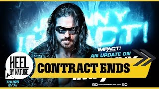 Johnny Impact No Longer Under Contract With Impact Wrestling