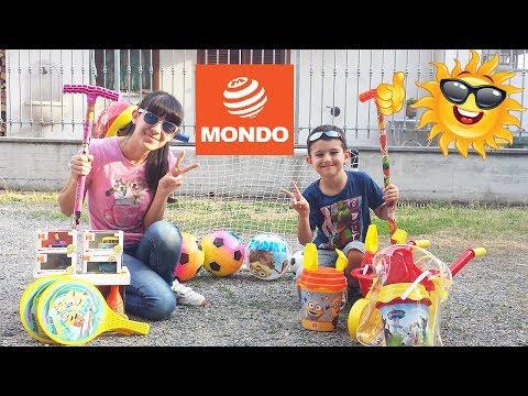 Prepariamoci all''estate con un MONDO di giochi!!!