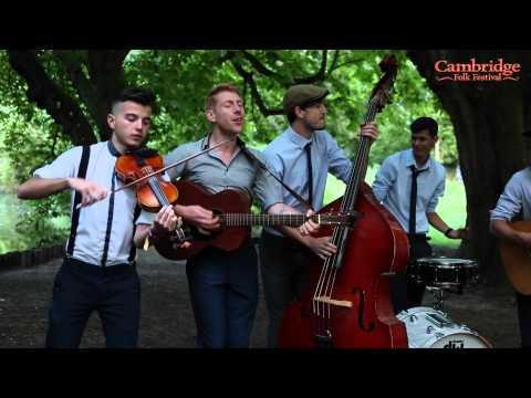 Cambridge Folk Festival - CC Smugglers - Lydia